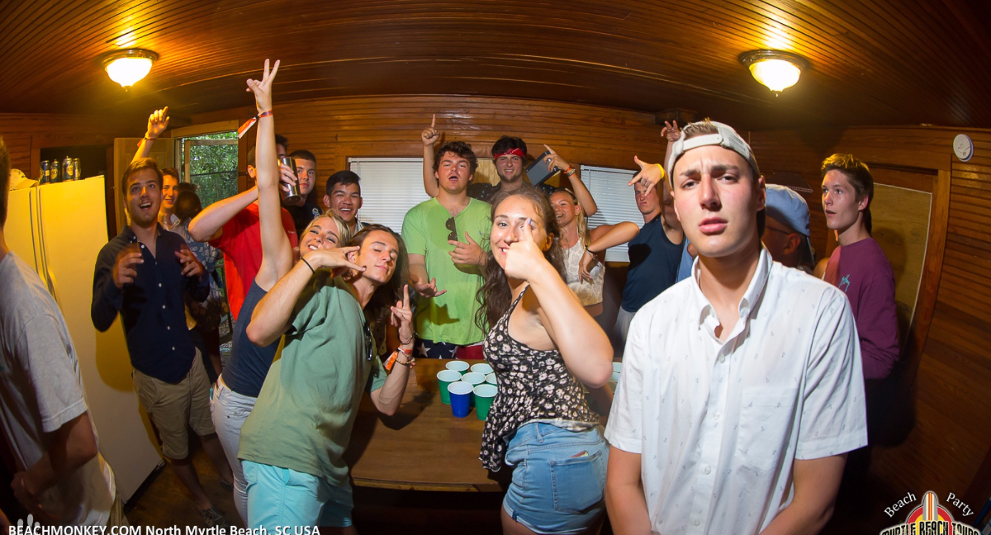 Myrtle Beach Tours Pong House