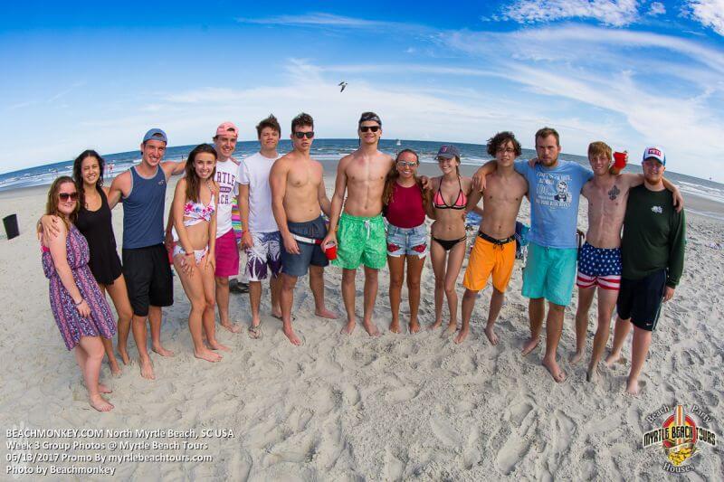 Myrtle Beach Senior Week Rentals