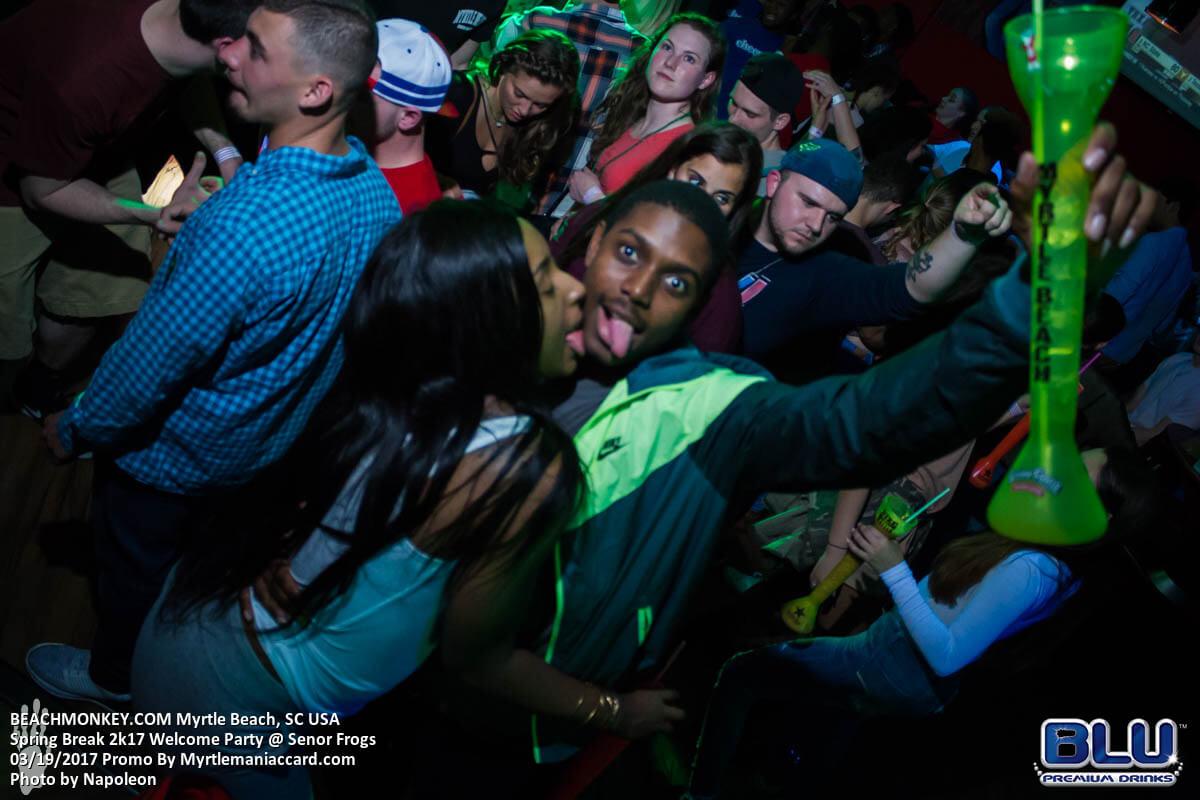 Parties In Myrtle Beach Spring Break